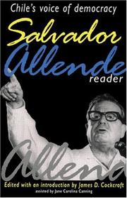 Cover of: Salvador Allende Reader