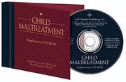 Cover of: Child Maltreatment, Third Edition