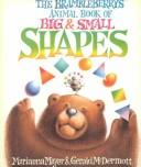 Cover of: The Brambleberry's Animal Book of Big & Small Shapes