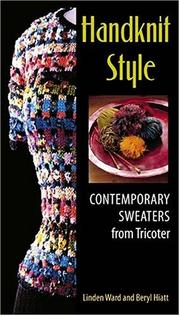 Cover of: Handknit Style