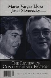 Cover of: The Review of Contemporary Fiction (Spring 1997)