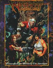 Cover of: Werewolf Players Guide: A Sourcebook for Werewolf : The Apocalypse (Werewolf: The Apocalypse)