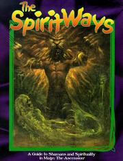 Cover of: The Spirit Ways (Mage: The Ascension)