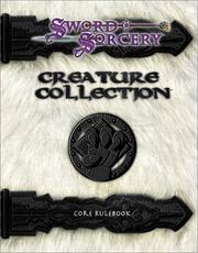 Cover of: Creature Collection: Core Rulebook (Sword and Sorcery)