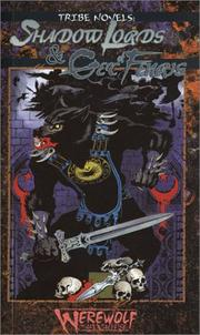 Cover of: Shadow Lords & Get of Fenris (Werewolf: The Apocalypse: Tribe Novel, Book 1)