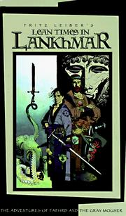 Cover of: Fritz Leiber's Lean Times in Lankhmar (Lankhmar Series , No 2)