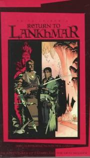 Cover of: Fritz Leiber's Return to Lankhmar