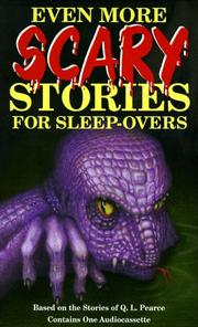 Cover of: Even More Scary Stories for Sleepovers