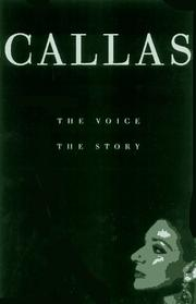 Cover of: Maria Callas