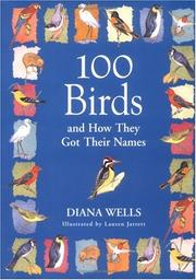 Cover of: 100 birds and how they got their names