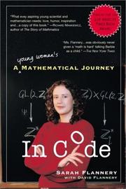 Cover of: In Code