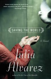 Cover of: Saving the World (Shannon Ravenel Books)