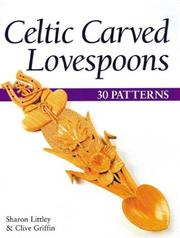 Cover of: Celtic Carved Lovespoons