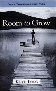 Cover of: Room to Grow: Daily Thoughts for Men