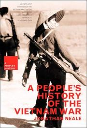 Cover of: A People's History of the Vietnam War