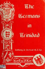 Cover of: The Germans in Trinidad