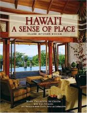 Cover of: Hawaii a Sense of Place