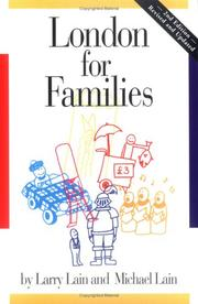 Cover of: London for Families (Family Travel Guides) (London for Families)