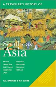 Cover of: A Traveller's History of Southeast Asia (The Traveller's History Series)