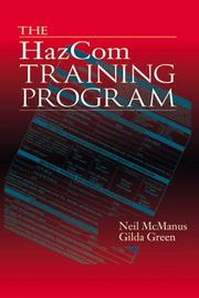 Cover of: The HazCom Training Program