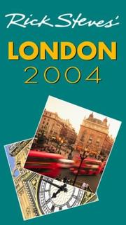 Cover of: Rick Steves' London 2004