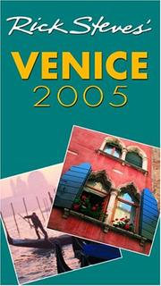 Cover of: Rick Steves' Venice 2005