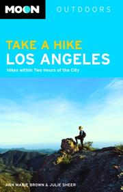 Cover of: Moon Take a Hike Los Angeles