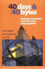Cover of: 40 Days and 40 Bytes