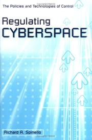 Cover of: Regulating Cyberspace