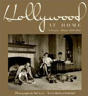 Cover of: Hollywood at Home: A Family Album 1950-1965