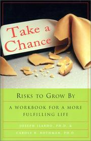 Cover of: Take a Chance: Risks to Grow By
