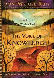 Cover of: The voice of knowledge