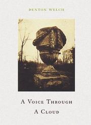 Cover of: Voice Through A Cloud