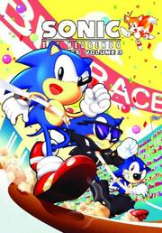 Cover of: Sonic The Hedgehog Archives Volume 3 (Sonic the Hedgehog Archives)