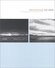 Cover of: Reinventing the West: Photographs of Ansel Adams and Robert Adams