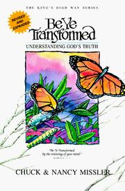 Cover of: Be Ye Transformed (The King's High Way Series)