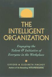 Cover of: The intelligent organization