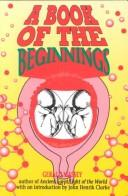 Cover of: A Book of the Beginnings (Volume 1)