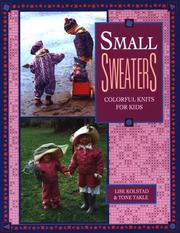 Cover of: Small Sweaters