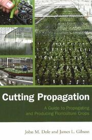 Cover of: Cutting Propagation
