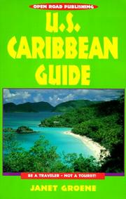 Cover of: U.S. Caribbean Guide