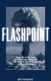 Cover of: Flashpoint