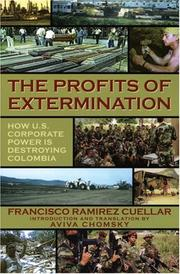 Cover of: The Profits Of Extermination