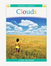 Cover of: Clouds (Wonder Books Level 1-Weather)