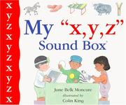 "Cover of: My ""xyz"" sound box"