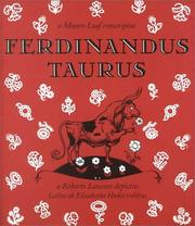 Cover of: Ferdinandus Taurus