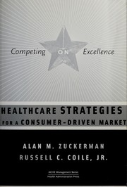 Cover of: Competing on excellence