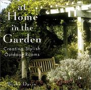 Cover of: At Home in the Garden