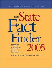 Cover of: CQ's State Fact Finder 2005