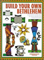 Cover of: Build Your Own Bethlehem